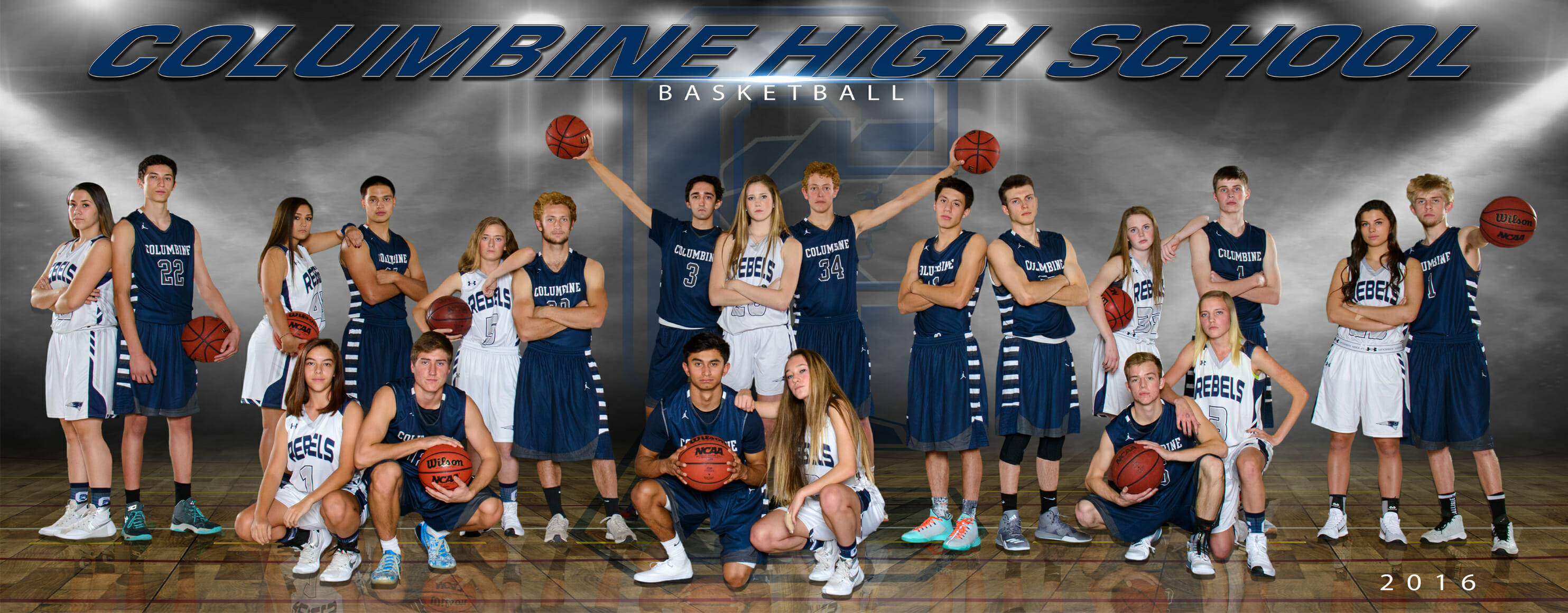 Columbine Basketball